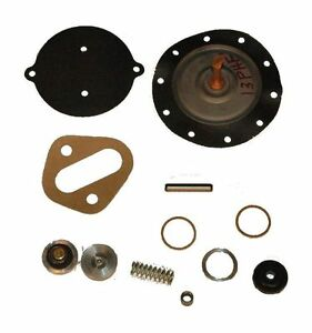 1964 66 40083 Ac Fuel Pump Rebuild Kit Corvette Chevy Built For Todays Fuels