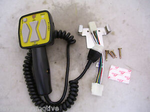 Buyers 1306901 Hand Held Controller For Meyer Diamond Snow Plow E47 E60 E57