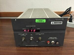 Lambda Lq 532 Regulated Dc Power Supply