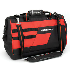 "Snap-on® 20"" Wide Mouth Tool Bag - 870110"