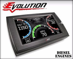 Edge Evolution Cts Programmer Diesel 85200 1994 10 Ford Powerstroke 7 3l 6 0l
