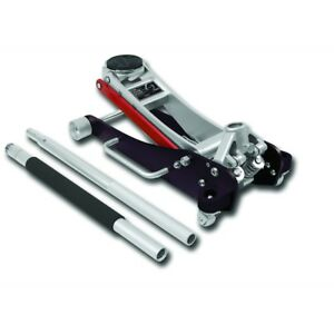 Sunex 2 Ton Aluminum Service Jack With Quick Lifting System