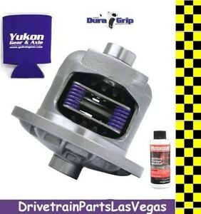 Yukon Duragrip Posi Positraction Gm Chevy Chevrolet 8 5 10 Bolt 28 Spline Early