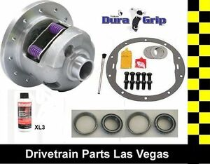 Yukon Duragrip Posi Positraction Gm Chevy Chevrolet 8 5 8 6 10 Bolt 30 Spline