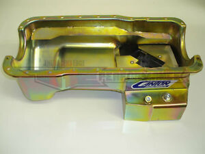 Canton Ford 69 95 351w Rear Sump T Style Road Race Wet Sump Oil Pan Only 694