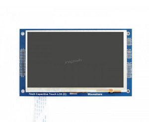 7 Inch 800 480 Capacitive Touch Screen Lcd c Multicolor Tft Display Module Led