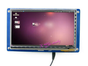 7 Inch 800 480 Capacitive Touch Screen Lcd Multicolor Tft Display Module Led Lcm