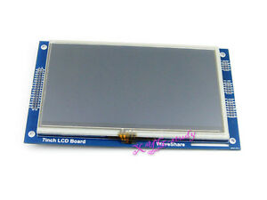 7 Inch 800 480 Resistive Touch Screen Lcd Multicolor Tft Display Module Led Lcm