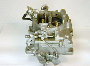 Carter Afb Carburetor 4312s 1964 1969 Chrysler Dodge 426 440 250 Core Refund