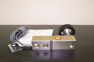 4 Shear Beam Load Cell Scale Platform Floor Scale Sensor 2500lb ntep foot spacer