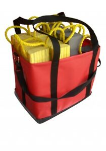 Cribbing Bag Used At Scenes Requiring Extrication