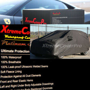 2015 Dodge Challenger Waterproof Car Cover W Mirror Pockets Black