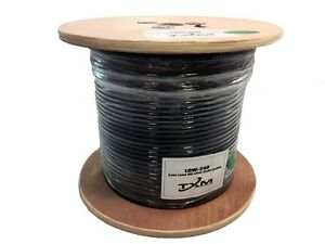 Txm Low240 Low Loss Coax Cable 500 Reel Lmr240 Equiv 50ohms Free Shipping