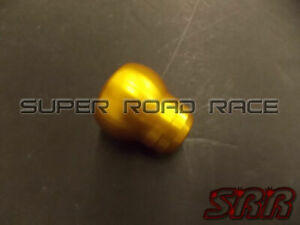 Blox Racing Scion Fr s Style Billet Shift Knob 12x1 25 Gold Subaru For Toyota