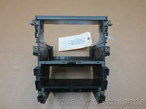 07 Carrera 4 Awd Porsche 997 Console Lower Mounting Bracket 99755311102 69 861