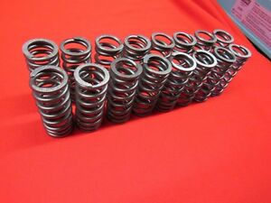 1932 50 Ford Lincoln Zephyr Valve Springs Complete Set Of 16 Flathead 78 6513