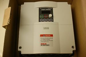 5 Hp 440 V Ac Variable Frequency Drive vfd Inverter New In Box
