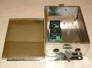 Cardinal Scale Rb4 f Output Interface Box