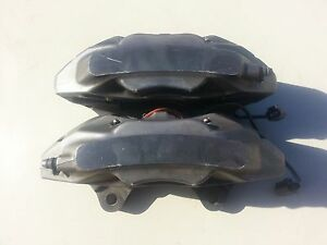 2005 Vw Touareg Cayenne Brembo Brake Calipers Genuine Oem Bm5 Left Right
