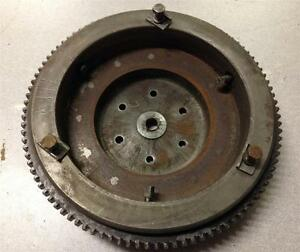 1927 Willy s Knight Model 70 Engine Transmission Flywheel For Restore