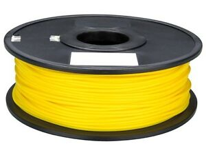 Velleman Pla175y1 1 75 Mm 1 16 pla Filament yellow 1 Kg 2 2 Lb