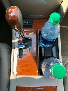 Center Console Cup Holder Insert Divider For Toyota Camry Fits 2007 2011 New