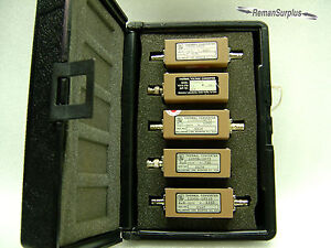 Gently Used Ballantine 1395a Thermal Converter Kit In Mfg Case