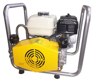 Honda Gas Power 12 Cfm 100 Psi Air Compressor