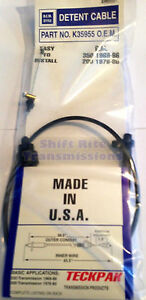 Th350 Adjustable Transmission Detent Tv Cable Kick Down 69 86 Gm Chevy Th350c 40