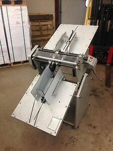 Perf a matic Perforating Machine