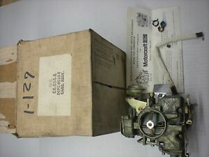 Nos Holley R 4523 Carburetor 1969 Ford 250 Engine Dopf d