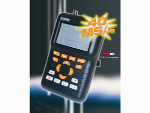 Velleman Hps50 Handheld Personal Oscilloscope With Usb special