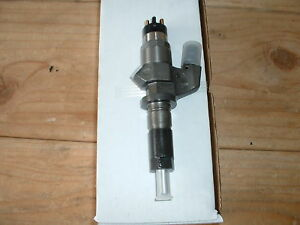 6 6l Duramax Lb7 Bosch Diesel Fuel Injector Injection 6 6 Chevy Gm Chevrolet