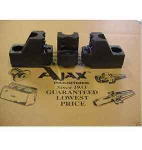 New 8 Ajax Hard Aggresive Claw Jaws Fit Lathe Chucks Fit Kitagawa B208