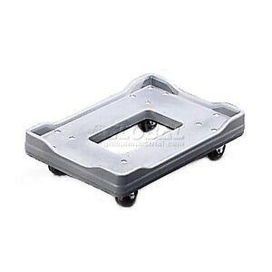 Orbis Plastic Dolly Dgs6040 For Stack n nest Pallet Container