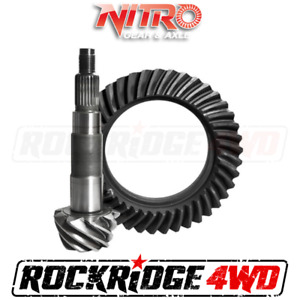 Nitro Ring Pinion For Toyota 7 5 Hilux 4runner T100 Tacoma 79 98 4 56 Ratio