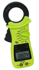 Tpi 291 Manual Ranging Amp Plus Digital Clamp on Meter 700a Ac Current use 293
