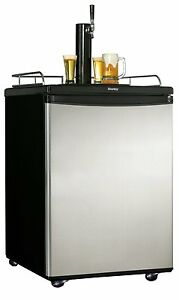 Danby Dkc5811bsl Keg Cooler Stainless Local Pick Up In Nj