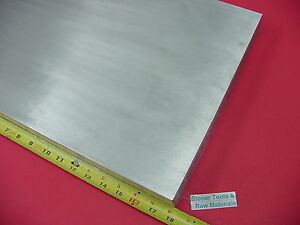2 Pieces 3 4 X 9 X 18 Aluminum Flat Bar 6061 T6511 Plate Extruded Mill Stock