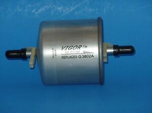 Fuel Filter Fits Ford Lincoln Mazda Mercury
