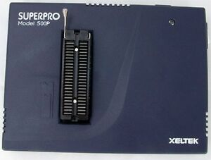 Xeltek Superpro 500p Universal Ic Chip Device Programmer spec