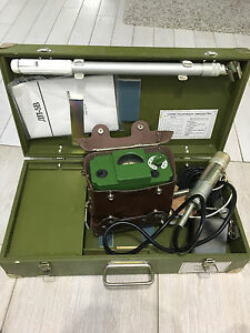 Military Geiger Counter Dosimeter Dp 5v With Sbm 20 Sts 5 Si3bg Geiger Tube Box