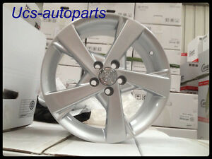 16 Toyota Corolla Matrix Alloy Car Wheel Rim 16x6 5 2011 2012 2013 One Piece