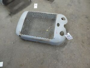 Allis Chalmers Ca Front Grill And Screen Leaks Item 252