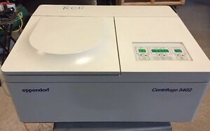 Eppendorf Centrifuge Model 5402 Refrigerated Without Rotor