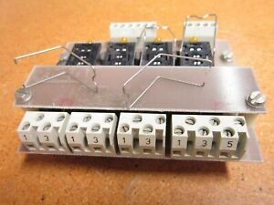 Akab Rm2 Relay Board With 4 Idec Sh1b 62 10a 250vac 8 Rita Pmr 2022 W Mounts