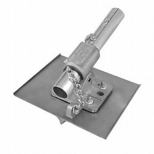 Kraft Tool Walking Concrete Groover Stainless Steel W ez tilt Bracket 3 4 Bit
