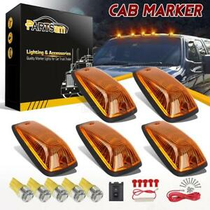 5xamber Cab Roof Clearance 264159am Lights 5050 194 Led Wiring For Chevrolet Gmc