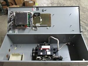Asco Non automatic Transfer Switch E940326097xc 260a 480y277v 60hz Used
