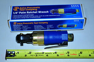 1 4 Palm Air Ratchet Wrench Only 5 5 Smallest Ratchet From Astro 1111